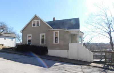 De Soto Single Family Home For Sale: 217 South 2nd Street