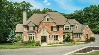 Single Family Home For Sale: 3615 Gustave Hollow