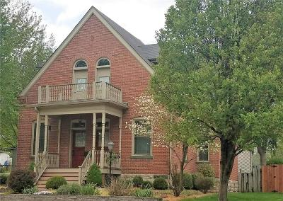 ST CHARLES Single Family Home For Sale: 711 North 5th