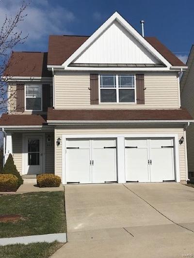 Lake St Louis Condo/Townhouse For Sale: 403 Parkgate
