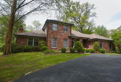 Single Family Home For Sale: 545 Dielman