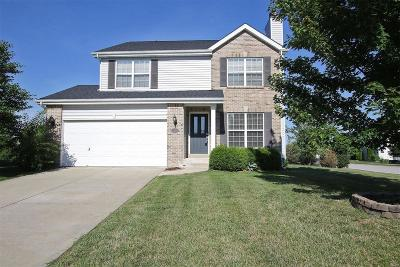 Maryville Single Family Home For Sale: 2286 Cromwell