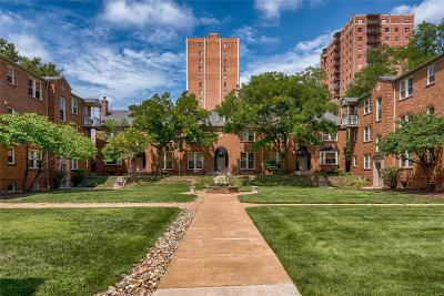 Condo/Townhouse For Sale: 819 Westwood Drive #3W