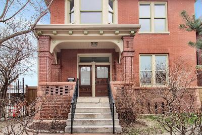 St Louis Single Family Home For Sale: 4247 Laclede Avenue