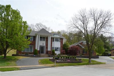 Town and Country Single Family Home For Sale: 1284 Tammany Lane