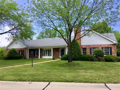 St Louis Single Family Home For Sale: 716 Havenwood Circle Drive