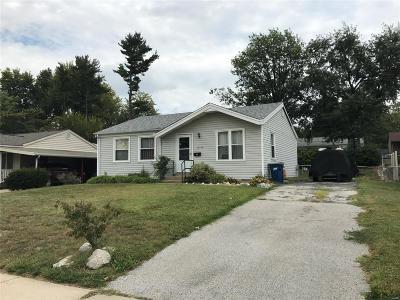Single Family Home For Sale: 12142 Bennington Place