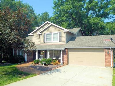 St Charles County Single Family Home Coming Soon: 9 Autumn Leaves Drive
