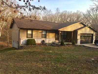 Cedar Hill Single Family Home For Sale: 7124 Carriage Hills