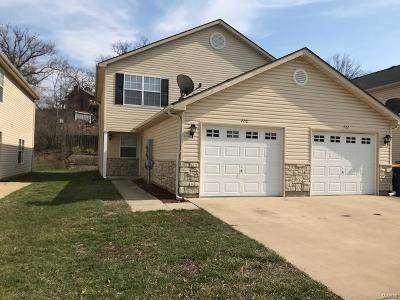 Single Family Home For Sale: 720 Woodside Creek
