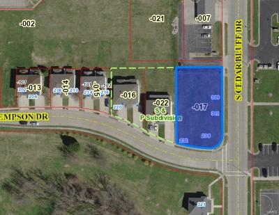 Valmeyer Residential Lots & Land For Sale: 232 -234 Empson & 309-311 S. Cedar