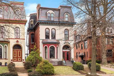 Lafayette Square Single Family Home For Sale: 2118 Lafayette Avenue