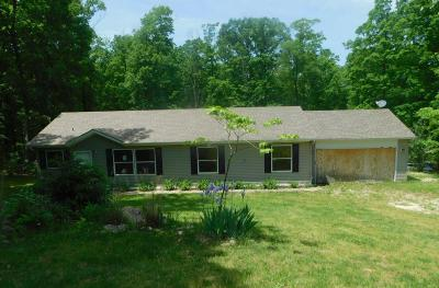 Lincoln County, Warren County Single Family Home For Sale: 45 Tall Tree Lane