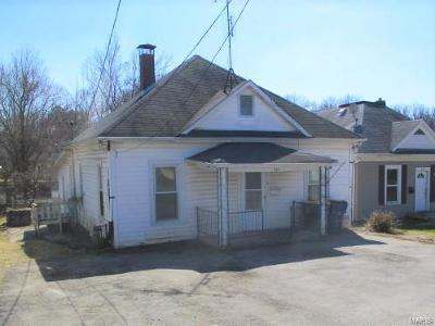 Single Family Home For Sale: 524 West Main Street
