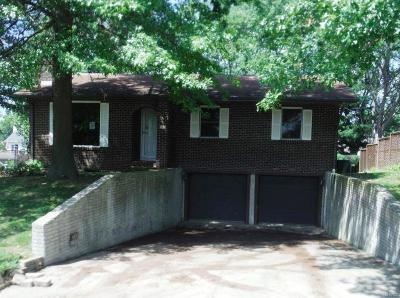 Edwardsville Single Family Home For Sale: 2076 Jolly Roger Drive