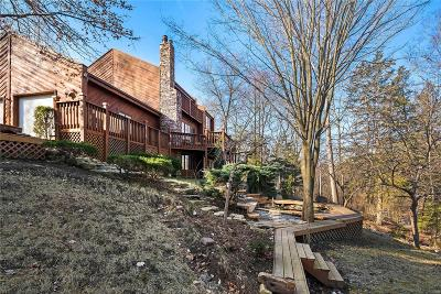 Single Family Home For Sale: 18180 Rieger Road