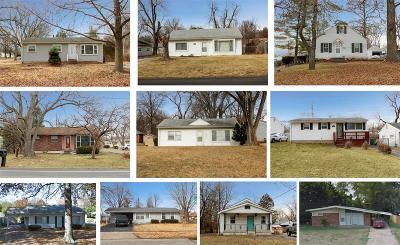 St Louis Multi Family Home For Sale: 1147 Laredo Avenue