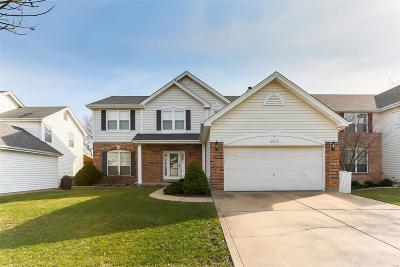 Chesterfield Rental For Rent: 263 Cheval Square Drive