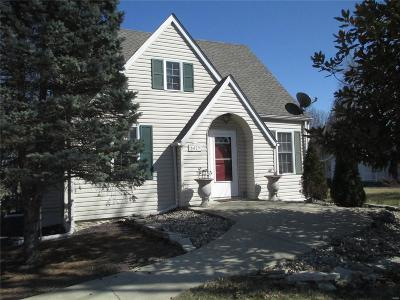 Godfrey Single Family Home For Sale: 6429 Godfrey Road