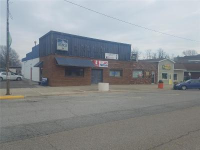 Commercial For Sale: 107 North Macoupin Street North