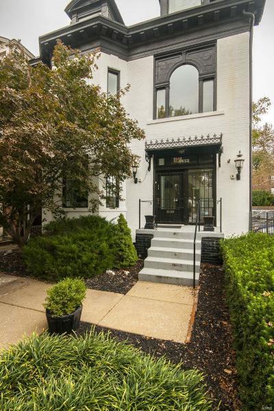 St Louis Single Family Home For Sale: 4632 McPherson Avenue