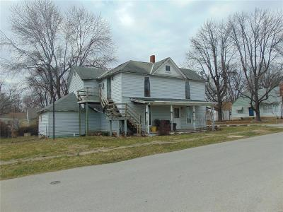 Troy Multi Family Home For Sale: 201 Creech