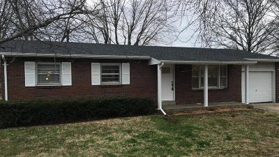 St Charles MO Single Family Home Contingent No Kickout: $174,900