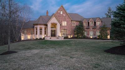 Town and Country Single Family Home For Sale: 2466 Oak Springs Lane