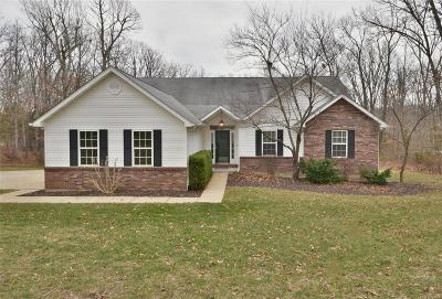 Wentzville MO Single Family Home For Sale: $359,900