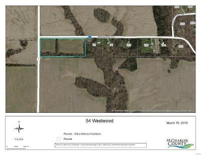 Foristell Residential Lots & Land For Sale: 54 Westwood