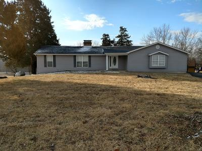 Wentzville Single Family Home For Sale: 1206 Diehr Road