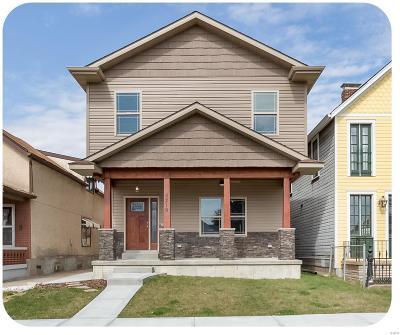 St Louis Single Family Home For Sale: 5219 Daggett Avenue