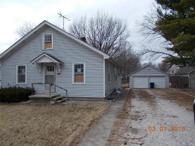 Wright City Single Family Home For Sale: 207 South Elm Avenue