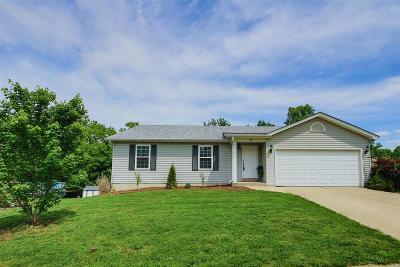 Wright City Single Family Home For Sale: 47 Appaloosa Way