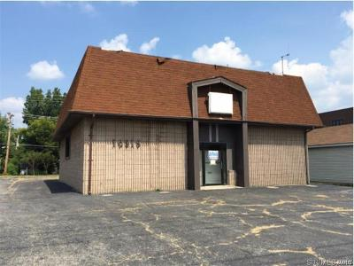 Fairview Heights Commercial For Sale: 10319 Lincoln Trail