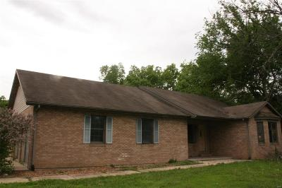 Troy Single Family Home For Sale: 8550 Hemann Drive
