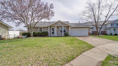 Ballwin MO Single Family Home For Sale: $229,900