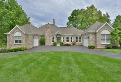 Weldon Spring Single Family Home For Sale: 5 Shelbourne Wood Court