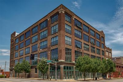 St Louis City County Condo/Townhouse For Sale: 2323 Locust Street #203