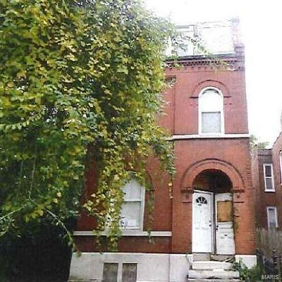 St Louis Multi Family Home For Sale: 3829 Wisconsin Avenue