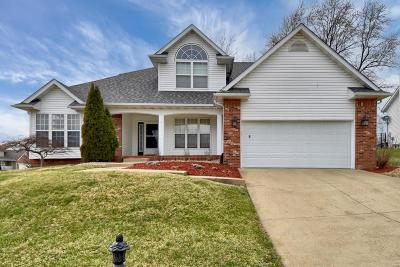 Collinsville Single Family Home For Sale: 8 Grandbrook Boulevard