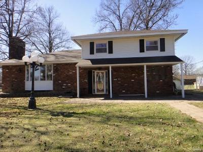 Fairview Heights Single Family Home For Sale: 24 Cedar Drive