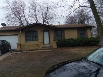 Cahokia IL Single Family Home For Sale: $38,000