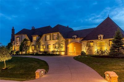 Chesterfield Single Family Home For Sale: 309 Wardenburg Farms Drive