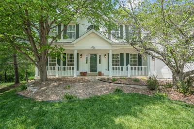 Ballwin Single Family Home For Sale: 1100 New Ballwin Oaks Drive