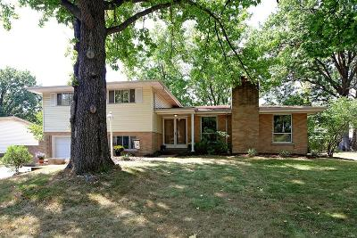 Single Family Home For Sale: 8645 Otto Westway