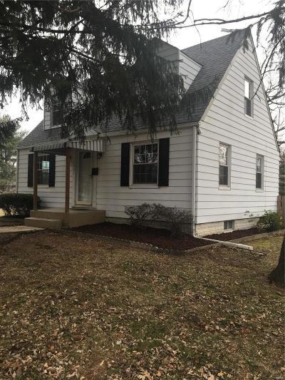Belleville Single Family Home For Sale: 6001 North Belt West