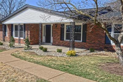 Chesterfield Single Family Home For Sale: 89 Burning Tree