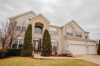 Wentzville MO Single Family Home For Sale: $329,900
