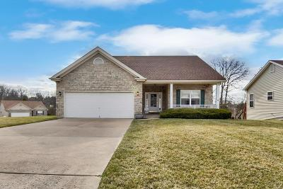 Wentzville MO Single Family Home For Sale: $215,000